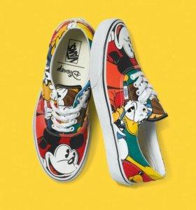 Vans Disney Mickey And Friends