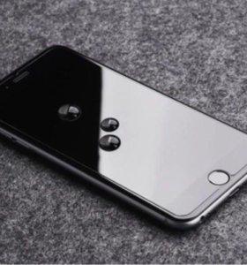 стекло защитное iphone 6plus