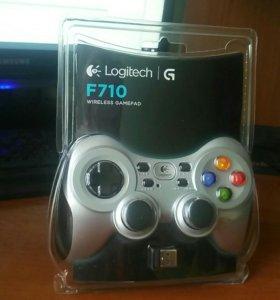 Геймпад logitech f710 беспроводной