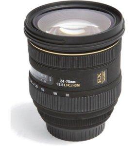 Sigma AF 24-70mm f/2.8 IF EX DG