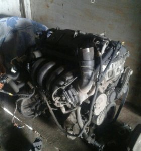 Двигатель в зборе