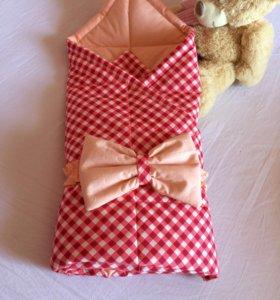 Одеялко -конверт ,