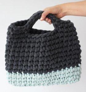 Корзиночки, сумки и ковры