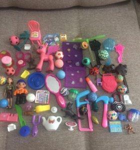 Игрушки пакетом(71 предмет)💕