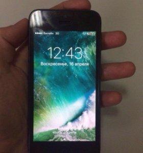 Продажа обмен iPhone 5 64 gb