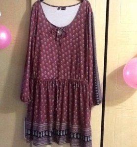 Платье 52-54