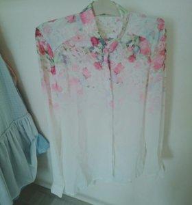 Блузка бержка