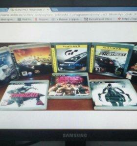 РS 3 диски лицензия