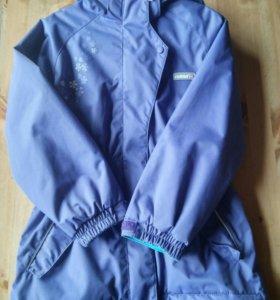 Куртка рейматек, размер 122( 7-8 лет)
