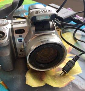 Цифровой фотоаппарат Sony Cyber shot dsc-h9