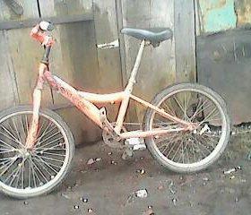 Велосипед простой