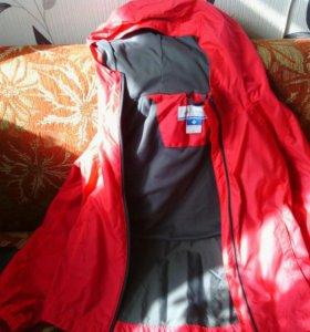Куртка ветровка детская коламбия