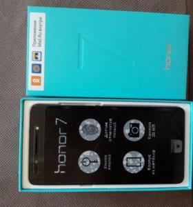 Huawei honor 7 новый