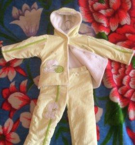 Детский костюм на весну