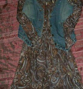 Платье фирменное MANGO