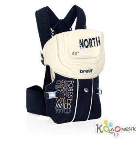 Новый рюкзак-кенгуру Brevi