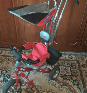 Велосипед детский от 1,5 лет.