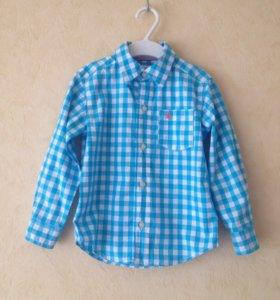 Рубашка Carters для мальчика новая