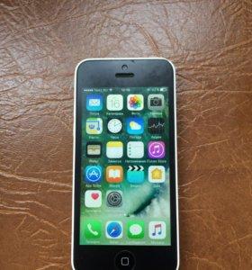 iPhone 5c 16gb срочно