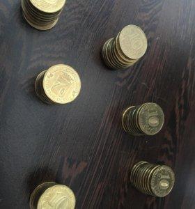 Монеты города воинской славы и другие