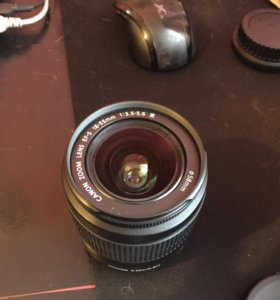 Canon 18-55mm kit