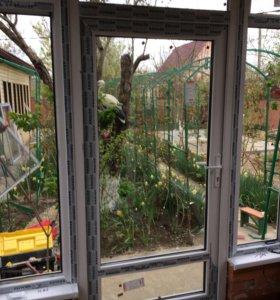 Окна ПВХ , застекление балконов , обслуживание