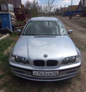 BMW E46 СЕДАН