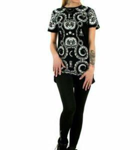 Новая футболка Black Star!!!