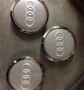 Колпачки Audi