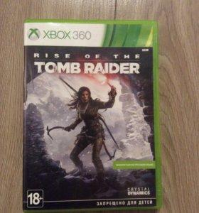 Игра на Xbox 360 Rise of the Tomb Raider