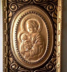 """Большая картина """"Святая Богородица"""""""