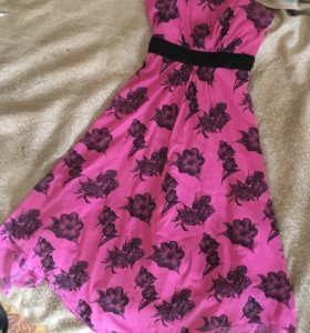 Платье + кофточка