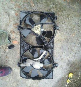 Дифузоры на радиатор