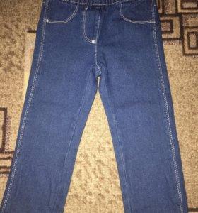 Новые джинсы на 2 года