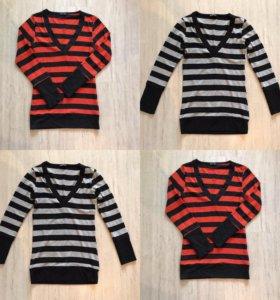 Кофточки (блузы длинный рукав)