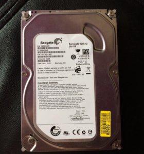 Жесткий диск HDD SATA-II 500Gb