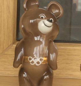 Олимпийский Мишка Москва-80