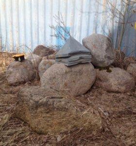 Камни для ландшафт дизайн.
