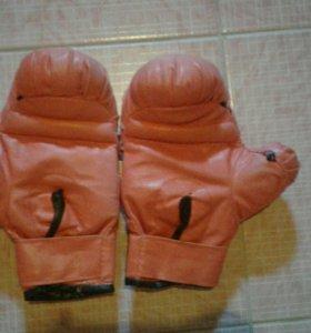 Детские Боксерские перчатки для груши