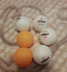 Шарики теннисные (шт)