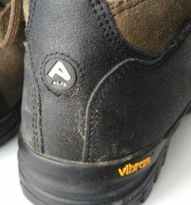 Ботинки alfa