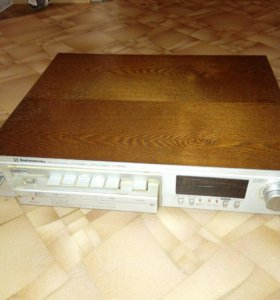 Магнитофон приставка радиотехника мп-7301 стерео