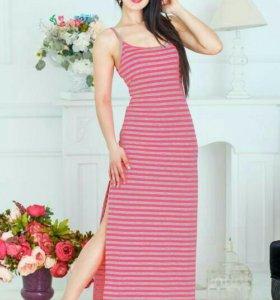 Летнее платье сарафан