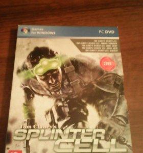 Игра на пк splinter cell