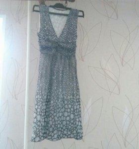 Платье Манго на 46 рр