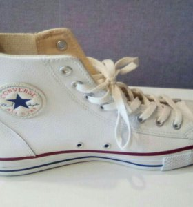 Converse All Star USA кожа