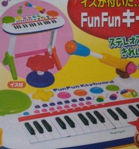 Пианино детское, состояние отличное
