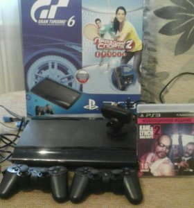 Play Station 3.500GB