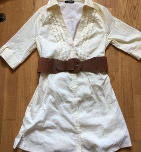 Рубашка-платье Jane Norman