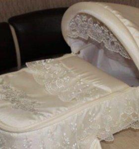 Сумка для новорождённых